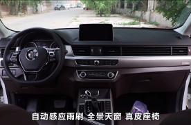 大飞评测自主品牌SUV东风景逸,配置高安全性强,家用开着很香