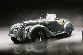 盘点15辆百年以来最漂亮的宝马汽车 以及它们背后的故事(上)