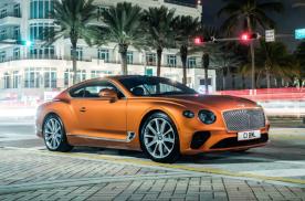 2020款宾利欧陆GT V8国内上市,完美呈现奢华与高雅