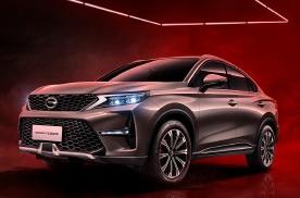 13.68万起售的轿跑SUV,广汽传祺GS4 Coupe上市