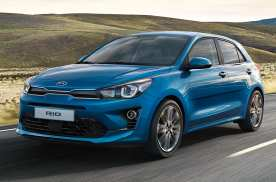 新增轻混发动机,改款后的起亚Rio更具竞争力