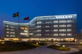 沃和沃尔沃组CP,未来将推5G-V2X车型