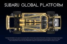 斯巴鲁亮相纯电SUV预告图,与丰田产品互为姊妹车