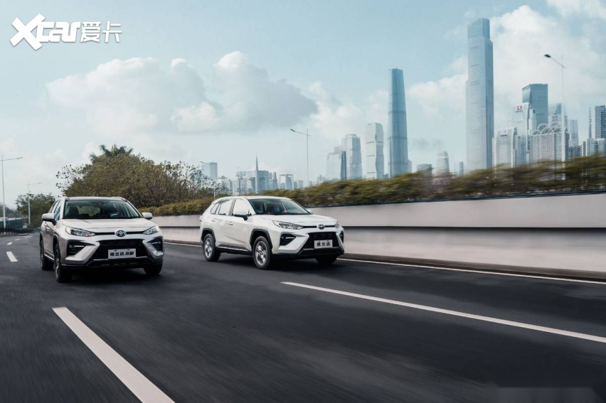 手握20万 你值得买的城市SUV全能选手 广汽丰田威兰达
