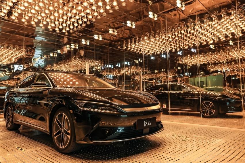 """车辆健康安全新模范,比亚迪汉的""""五星秘笈""""是什么?"""