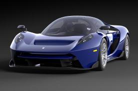 可以合法上路的速度机器,SCG 004S超级跑车