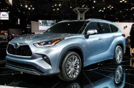 丰田今年新车计划曝光!将推多款SUV,不排除引进氢燃料车