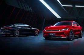 """中国新能源汽车销量的""""八冠王""""比亚迪掌握9426项专利"""