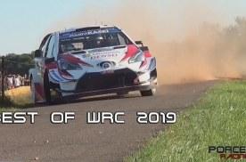 【精彩集锦】WRC 2019赛季精彩集锦