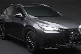 雷克萨斯最新一代NX车型宣传片曝光 搭载三种动力系统