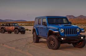 首次搭载V8引擎!如此强大的Jeep SUV你受得了吗?