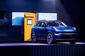 新全球高端SUV全新领克01订单量破万,PHEV首航欧洲
