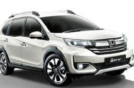 新款本田BR-V正式发布,外观时尚动感,搭载1.5L发动机