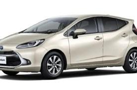 百公里油耗仅2.8升,丰田全新AQUA正式发布