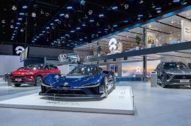 北京车展发布领航辅助功能与补能计划,蔚来再提速