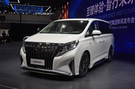 北京车展传祺M8上市,起步价不到18万的MPV值不值?