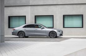 全新梅赛德斯-奔驰S级首发,星徽旗舰豪华座驾再次刷新市场标准