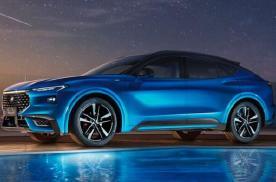 福特最美轿跑SUV 颜值太爆 1.1米大屏+2.0T 年内上市