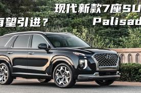 有望引进?现代新款7座SUV-Palisade