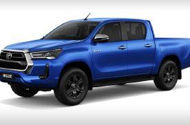丰田新HiLux今年8月澳洲上市,造型有变化,性能有提升
