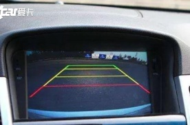 倒车影像的红、黄、绿线是什么意思?很多人都不懂