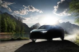斯巴鲁首款电动车预告图发布,2022年上市
