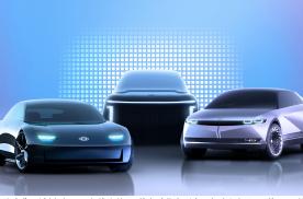 E-GMP平台首发亮相,现代汽车集团电动化步伐提速