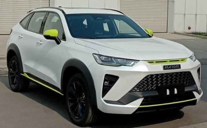 新知达人, 又一新车正在申报 哈弗H6混动版 运动又阳光 油耗仅4.9L