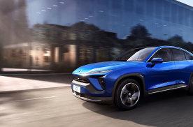 蔚来全新轿跑SUV EC6正式上市