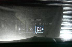功能介绍篇 20款奔驰GLS450改装HUD抬头显示 广州
