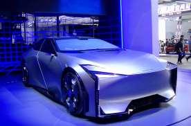 MILESTONE概念车全球首发观致汽车亮相北京车展