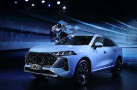 智能+混动 WEY品牌焕新暨全新中型车摩卡全球首秀