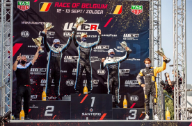让我们创造历史!领克车队2020 WTCR房车世界杯首站夺冠