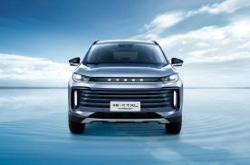 """号称""""最安全中级SUV车型"""" 全新星途TXL北京车展开启预售"""