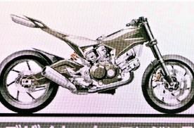 搭载V型双缸发动机 本田CBR250RR-R将加入战团