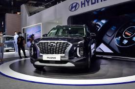 现代最具性价比的纯进口SUV,帕里斯帝起售价29.98万元