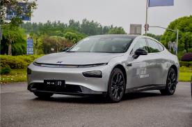 抛开浓浓的科技感,纯电轿跑小鹏P7的性能表现又如何?