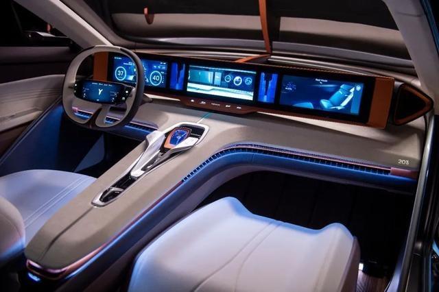 《【华宇娱乐开户】岚图汽车发布首款概念车VOYAH i-Land》
