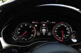 东莞奥迪A6L升级改装原厂ACC自适应巡航+车道保持系统