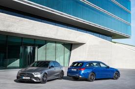 全新梅赛德斯-奔驰C级正式发布 全系搭载混动系统