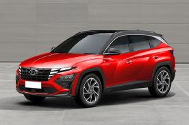 现代全新SUV曝光,搭2.5T动力,或为途胜高性能运动版