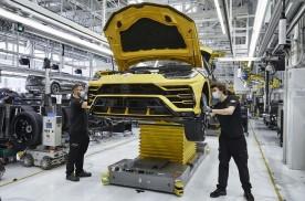 兰博基尼已重启生产线,并预告近日将会发表新车型
