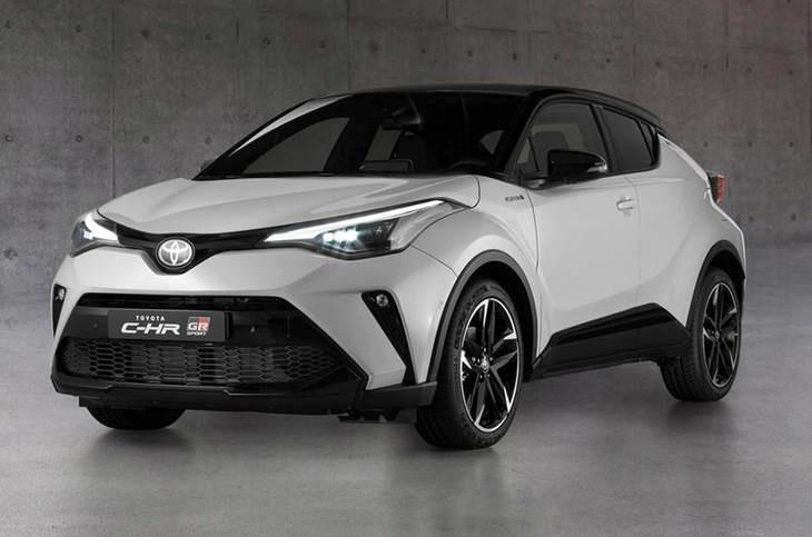 丰田C-HR运动版海外售价31,395英镑