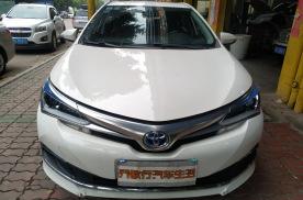广州专业汽车改装 乔歌行汽车生活 卡罗拉改装高亮辅助灯