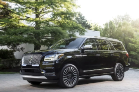 林肯领航员新车型上市 110.80万元起售