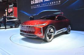 2021上海车展:星途瑶光纯电动概念车正式亮相