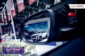 鲲鹏动力加持 10万级SUV越级而来 瑞虎7超能版西安上市