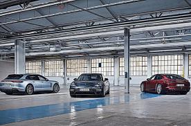 保时捷Panamera推出三款新车型,新旗舰登场