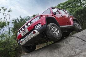 车手评测BJ40城市猎人版:越野和日常通勤的兼容性强于SUV