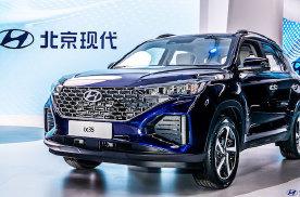全新ix35广州车展首发,造型焕然一新,这是北京现代的风格吗